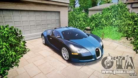 Bugatti Veyron 16.4 v3.0 2005 [EPM] Strasbourg for GTA 4