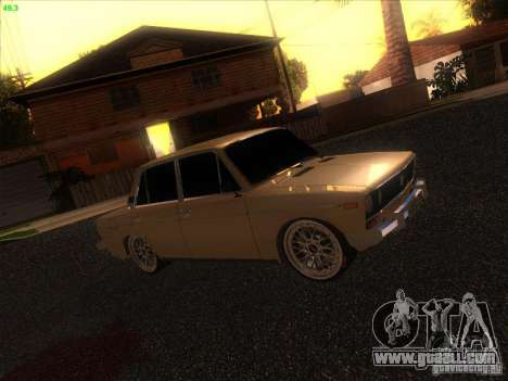 VAZ 2106 Tuning Light for GTA San Andreas back left view