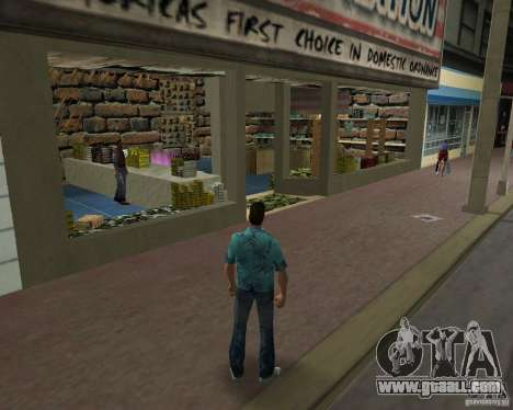 New Downtown: Ammu Nation for GTA Vice City second screenshot