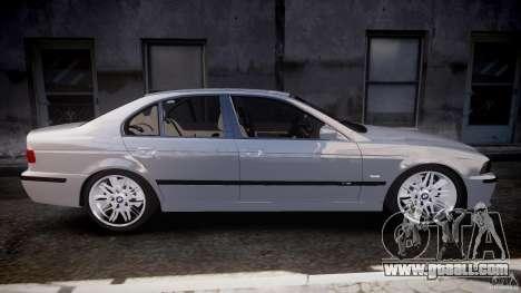 BMW M5 E39 Stock 2003 v3.0 for GTA 4 side view