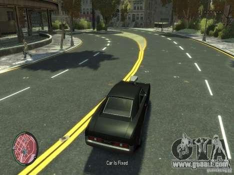 Road Textures (Pink Pavement version) for GTA 4 sixth screenshot