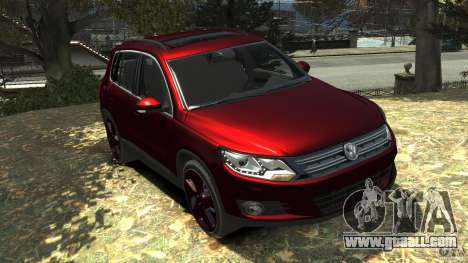 Volkswagen Tiguan 2012 for GTA 4