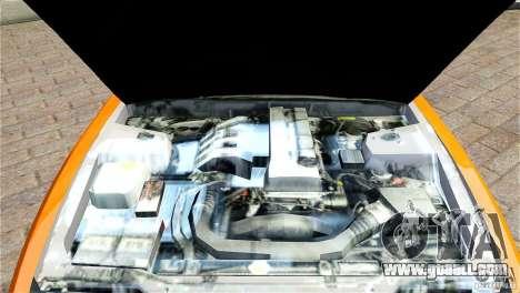 Nissan Sil1480 Drift Spec for GTA 4 inner view