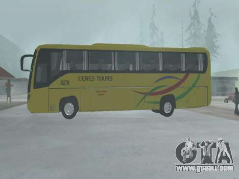 Yanson Viking - CERES TOURS 6279 for GTA San Andreas back view