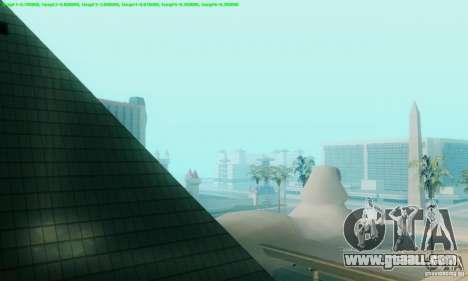 Marty McFly ENB 2.0 California Sun for GTA San Andreas forth screenshot