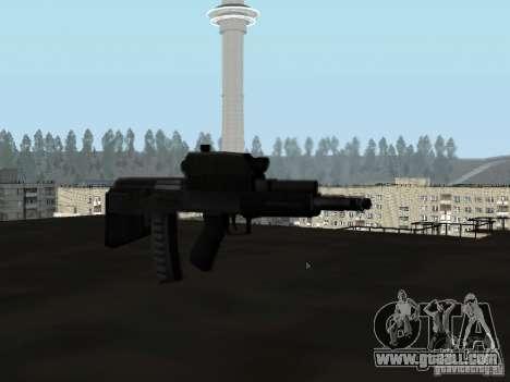 OTS-101 Adder for GTA San Andreas third screenshot