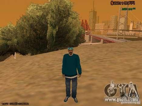 Varios Los Aztecas for GTA San Andreas second screenshot