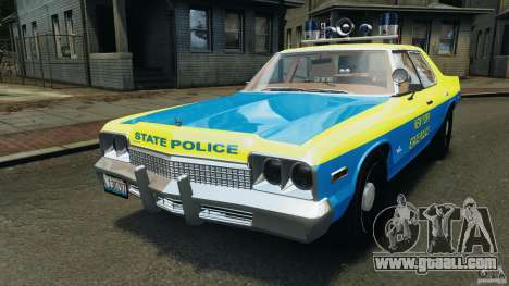 Dodge Monaco 1974 Police v1.0 [ELS] for GTA 4
