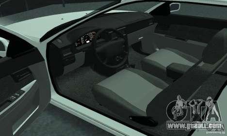 Lada Priora Coupe for GTA San Andreas
