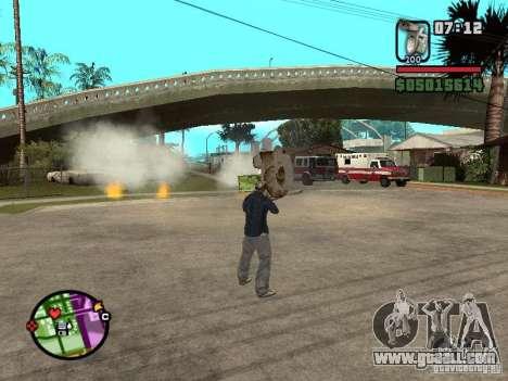Toilet Bowl for GTA San Andreas third screenshot
