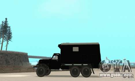 ZIL 157 for GTA San Andreas right view