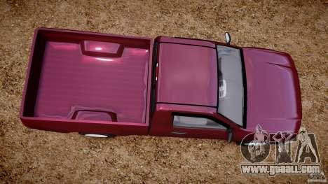 Chevrolet Colorado 2005 for GTA 4 right view