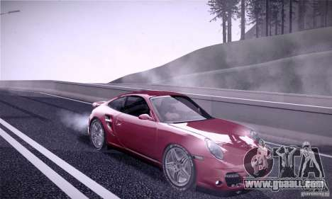 ENB By SilveR v1.0 for GTA San Andreas second screenshot