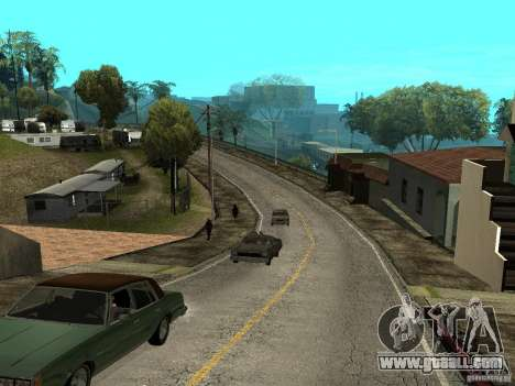GTA SA 4ever Beta for GTA San Andreas tenth screenshot