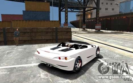 K1 Attack Concept for GTA 4 right view