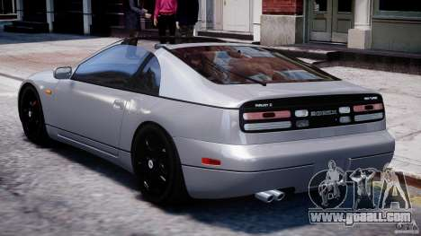 Nissan 300 ZX 1994 v1.0 for GTA 4 right view