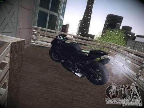 Aprilia RSV4 for GTA San Andreas side view