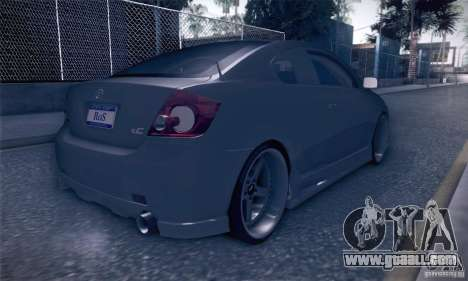 Scion Tc Street Tuning for GTA San Andreas right view