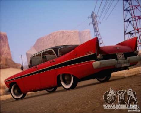SA_NGGE ENBSeries v1.2 Playable Version for GTA San Andreas forth screenshot