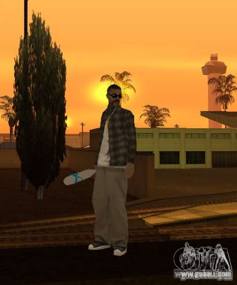 Bat El Coronos v.1.0 for GTA San Andreas fifth screenshot
