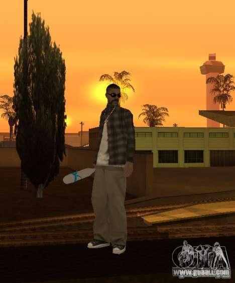 Bat El Coronos v.1.0 for GTA San Andreas fifth screenshot