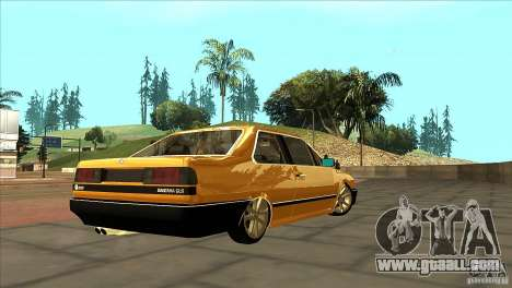 Volkswagen Santana GLS for GTA San Andreas right view