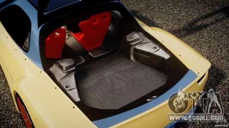 Mazda RX-7 Veilside v0.8 for GTA 4 upper view