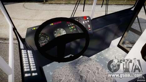 LIAZ 5256 for GTA 4 inner view