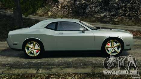 Dodge Challenger SRT8 2009 [EPM] for GTA 4 left view