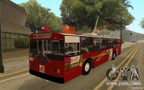 ZiU 682 for GTA San Andreas