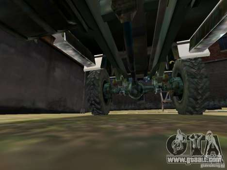 ZIL 131 for GTA 4