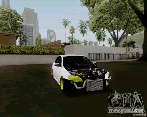 Subaru Legacy JDM for GTA San Andreas