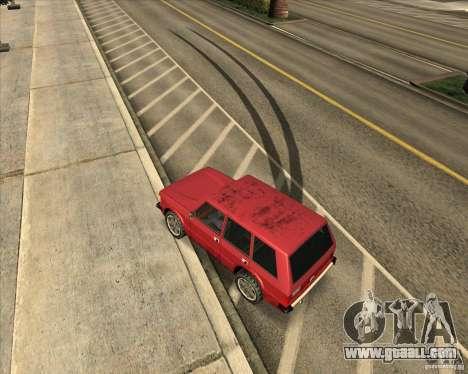 SA Handbrake Sound 2.0 for GTA San Andreas