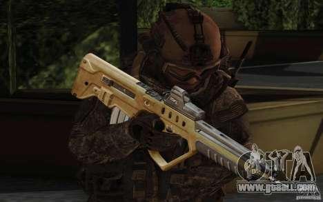 Tavor Tar-21 Desert for GTA San Andreas