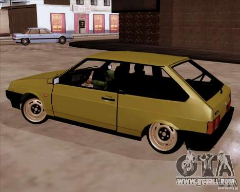 VAZ 2108 RF for GTA San Andreas right view