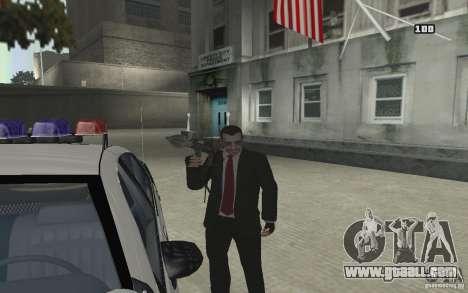 Animation of GTA IV v 2.0 for GTA San Andreas seventh screenshot