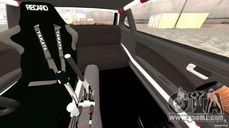 Nissan Silvia S15 Drift for GTA 4 bottom view