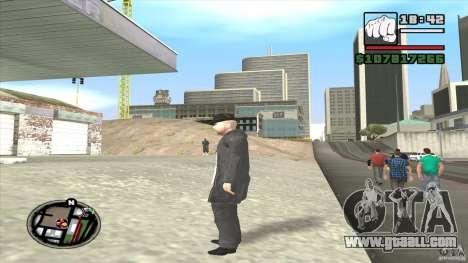 Serial killer for GTA San Andreas fifth screenshot