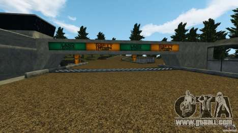 DiRTY - LandRush for GTA 4 third screenshot