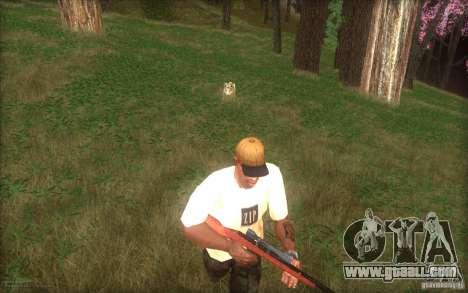 Spring Season for GTA San Andreas fifth screenshot