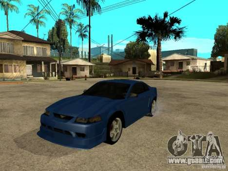 Ford Mustang Cobra R Tuneable for GTA San Andreas