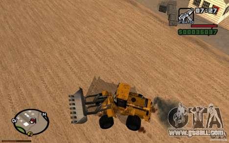 Active dashboard 3.1 for GTA San Andreas third screenshot