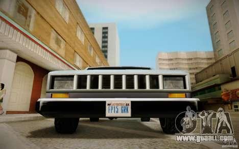 HQLSA v1.1 for GTA San Andreas third screenshot