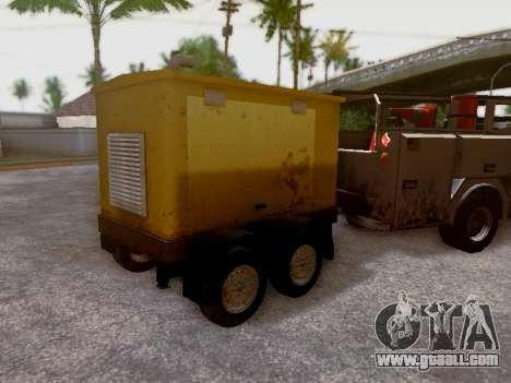 Trailer Generator for GTA San Andreas side view