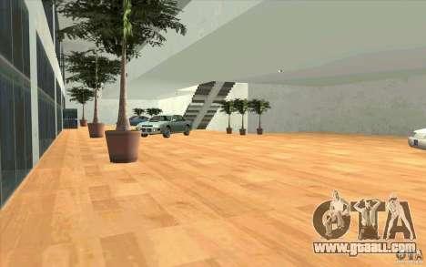 Ukravto Corporation for GTA San Andreas fifth screenshot