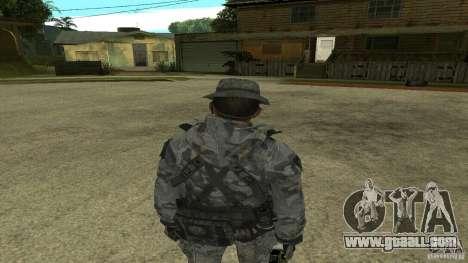 Captain Price for GTA San Andreas forth screenshot