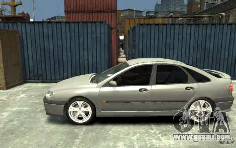 Renault Laguna 1.6 16V for GTA 4 left view