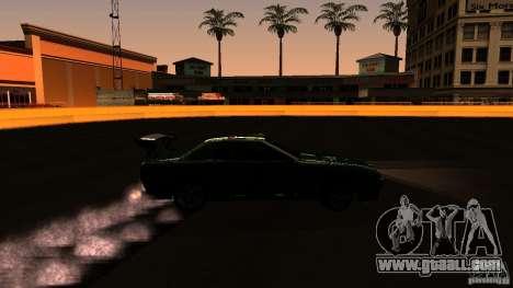 Elegy v0.2 for GTA San Andreas back view