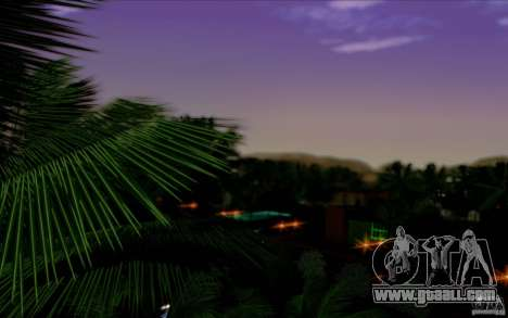 New Tajmcikl for GTA San Andreas