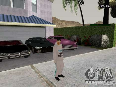 Schmycr for GTA San Andreas